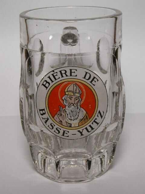verre a biere basse yutz