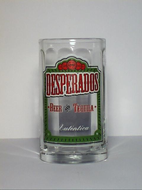 verre a biere desperados